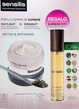 SENSILIS SUPREME + Aceite DETOX REGALO
