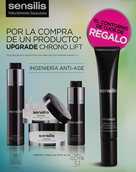 SENSILIS UPGRADE CHRONO LIFT  Contorno de Ojos 15ml REGALO