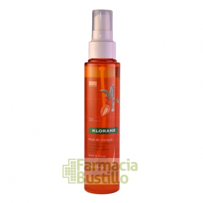 Klorane Aceite de Mango Spray 125ml