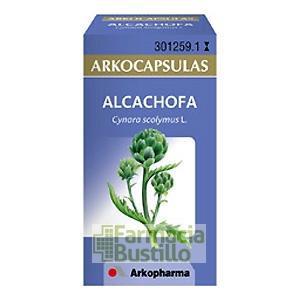 Arkocápsulas Alcachofa Envase de 100 cápsulas