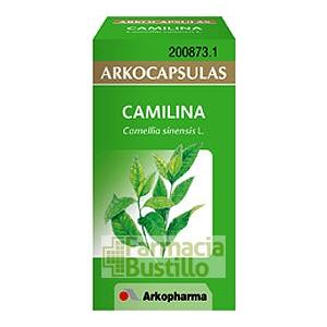 Arkocápsulas Camilina Envase de 50 cápsulas