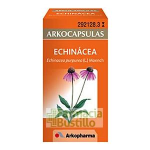 Arkocápsulas Echinácea Envase de 50 cápsulas