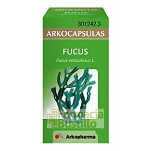 Arkocápsulas Fucus Envase de 100 cápsulas