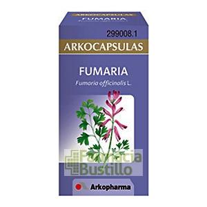 Arkocápsulas Fumaria Envase de 50 cápsulas