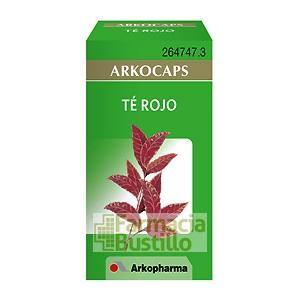 Arkocápsulas Té Rojo Envase 50 Cápsulas