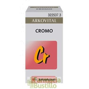 Arkocápsulas Cromo Envase 50 cápsulas