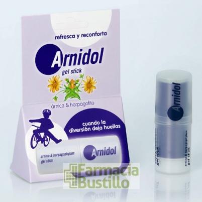 ARNIDOL Gel stick Arnica y Harpagofito  15ml