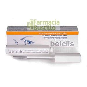 BELCILS Máscara de Pestañas Incolora e Hidratante  7 ml