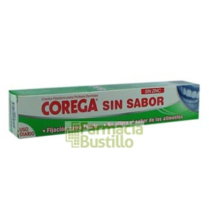 COREGA Sin Sabor Extra Fuerte Adhesivo Protesis 40ml