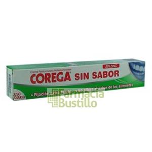 COREGA Sin Sabor Extra Fuerte Adhesivo Protesis 75ml