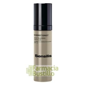 Sensilis Correctionist SPF15 Fluido Día Antiedad, 50ml