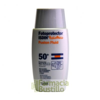 ISDIN Fotoprotector Extrem SPF 50+ Pediátrico Fusión Fluido 50ml