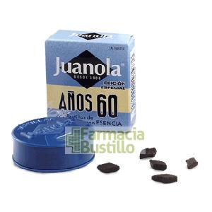 Pastillas JUANOLA Años 60 con sabor a Anis 5,4g