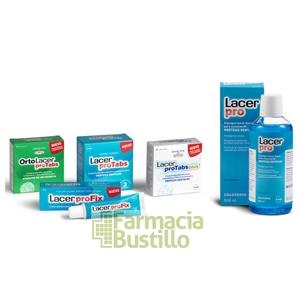 Lacer proFix crema adhesiva 40 g