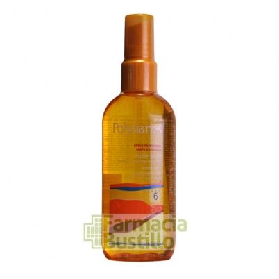POLYSIANES Aceite Seco Protector baja SPF 6 125ml