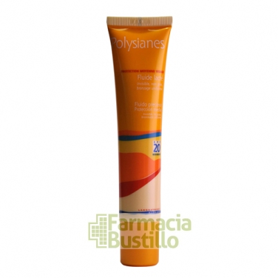 POLYSIANES Crema para la cara proteccion media SPF 20 50ml