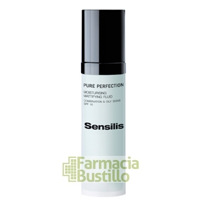 Sensilis PURE PERFECTION Fluido Hidratante