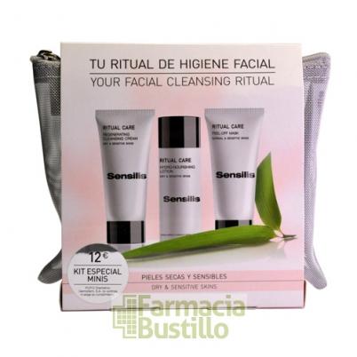 Sensilis Neceser Higiene Facial, Piel Seca y Sensible