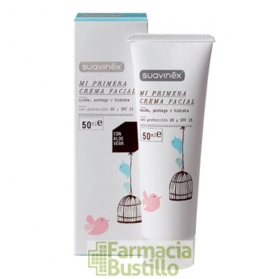 SUAVINEX Mi primera crema facial 50ml