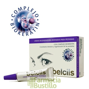 BELCILS Crema Regeneradora Intensiva para Pestañas 4 ml