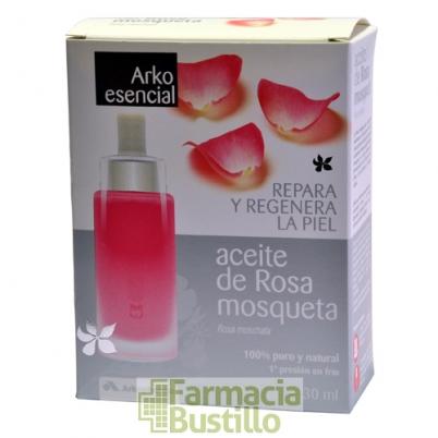 ArkoEsencial Aceite de Rosa mosqueta 100% puro 30ml