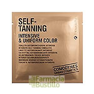 COMODYNES Self-Tanning Toallita autobronceadora intensiva  unidades sueltas