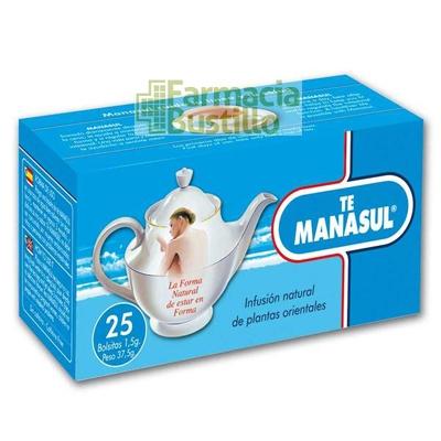 Manasul Té Adelgazante 25 bolsitas