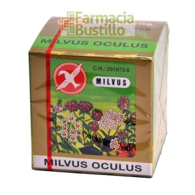 MILVUS Oculus limpieza ocular  10 BOLSAS