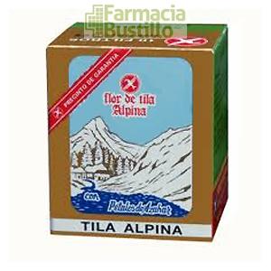 Tila Alpina Milvus con Pétalos de Azahar 10 filtros