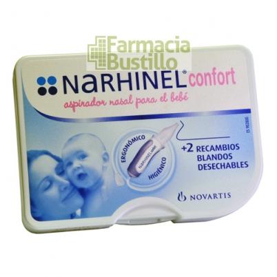 Narhinel Confort  Aspirador Nasal  1Ud