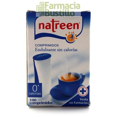 Natreen Edulzante 100 Comp