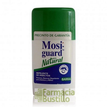 Mosi-guard Repelente Natural Insectos Barra 40ml