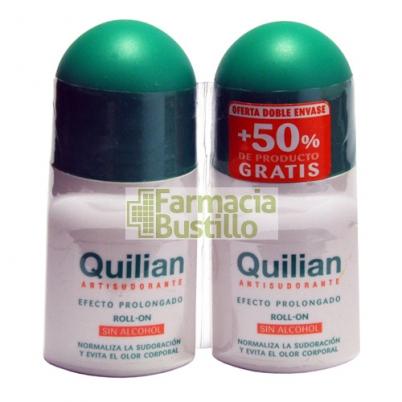 Duplo Quilian Desodorante Roll On  2 x 75ml