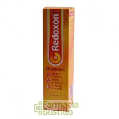 Redoxon Vit C 15 Comprimidos Efervescentes