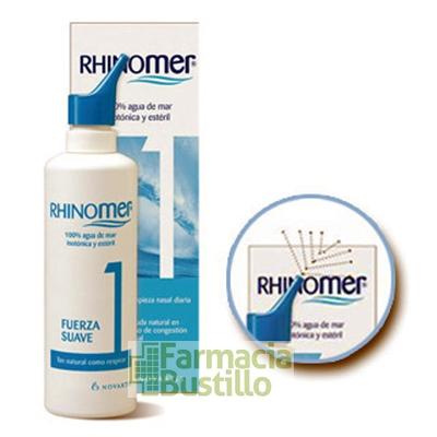 Rhinomer Fuerza 1  Agua de Mar  135ml