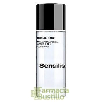 Sensilis RITUAL CARE Agua Micelar Limpiadora 3 en 1 200ml