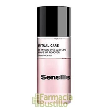 Sensilis RITUAL CARE Desmaquillante Bifásico ojos y labios 150ml