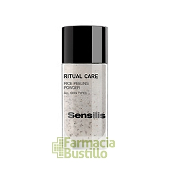 Sensilis RITUAL CARE Polvo Exfoliante de Arroz 30 ml