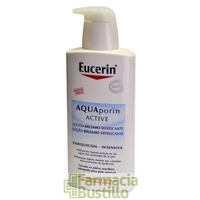 EUCERIN Aquaporin Active Loción Hidratante Bálsamo Refrescante 400ml