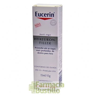 EUCERIN Hyaluron Filler Antiedad Contorno de Ojos 15ml