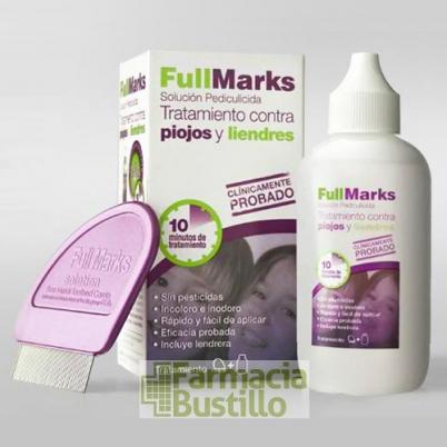 FullMarks Solución Antiparasitario sin pesticidas 100ml