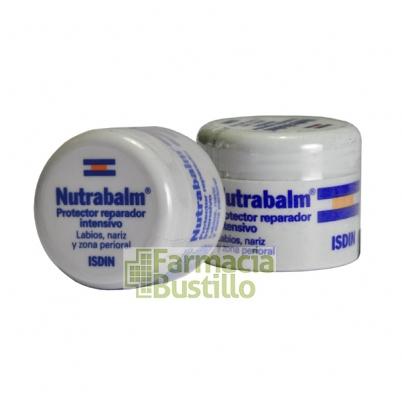 Nutrabalm ISDIN Protector Labial Reparador Intensivo Tarro 10ml