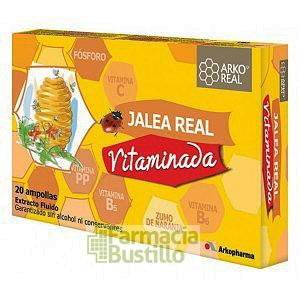 Arko Real Jalea Real Vitaminada  20 ampollas   CN 162750