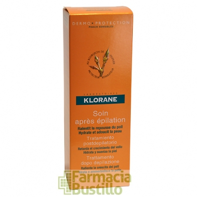 Klorane Tratamiento Post-Depilatorio  100ml