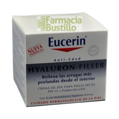 EUCERIN Hyaluron Filler Antiedad Día Piel seca 50ml