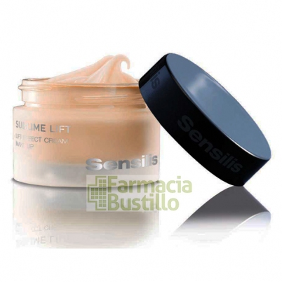 Sensilis SUBLIME LIFT Maquillaje en Crema Efecto Lifting 30ml