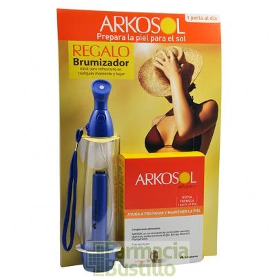ARKOSOL Advance 1 al día 30 perlas + REGALO Brumificador Azul