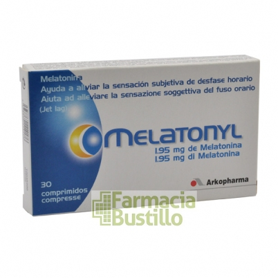 Melatonyl 30 Comp. (Melatonina 1,95mg)