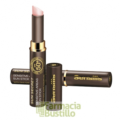 Sensilis SUN SECRET Stick Solar Zonas Sensibles SPF50+  2ml
