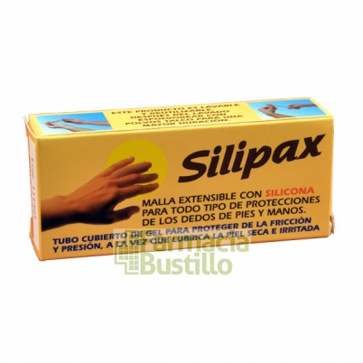 Silipax Malla Extensible con silicona
